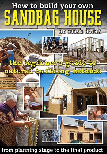 Amazon how to build your own sandbag house the beginners how to build your own sandbag house the beginners guide to natural building methods by fandeluxe Gallery