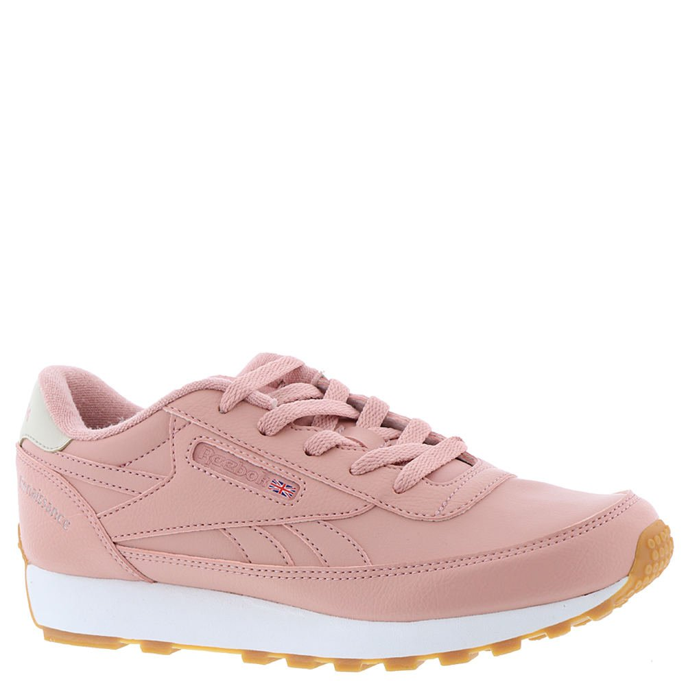 Reebok Women's Classic Renaissance Walking Shoe B078VJ4JHG 9.5 B(M) US|Chalk Pink/Brown Malt/White/Gum/Silver