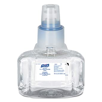 Amazon Com Purell Advanced Hand Sanitizer Foam Refreshing