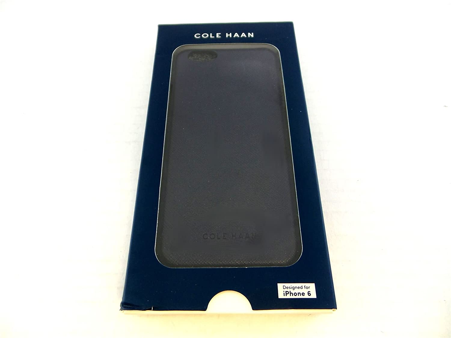 Cole Haan Cross Hatch Marine Blue Case for Apple iPhone 6 CHRM71018-MBL
