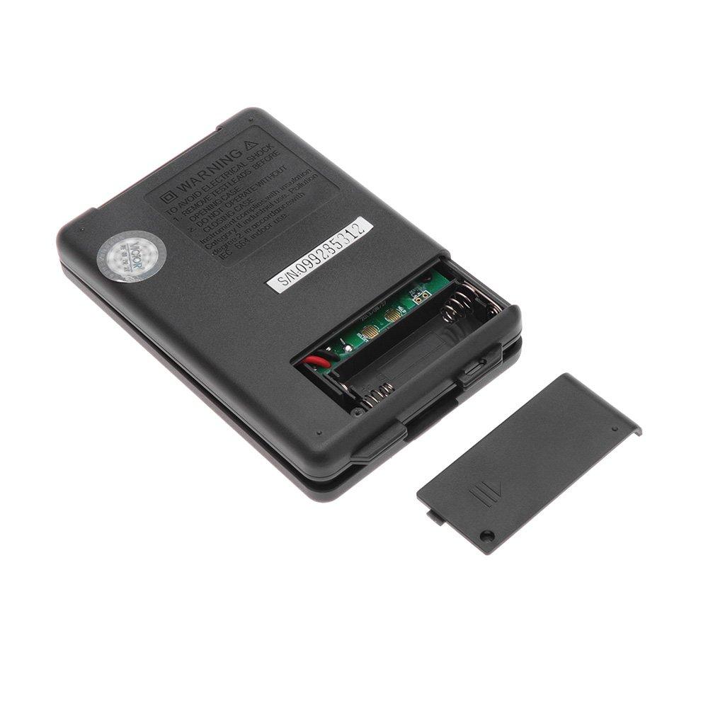 VICTOR VC921 Integrated Personal Handheld Pocket Mini Digital Multimeter Auto Range Data Hold Function