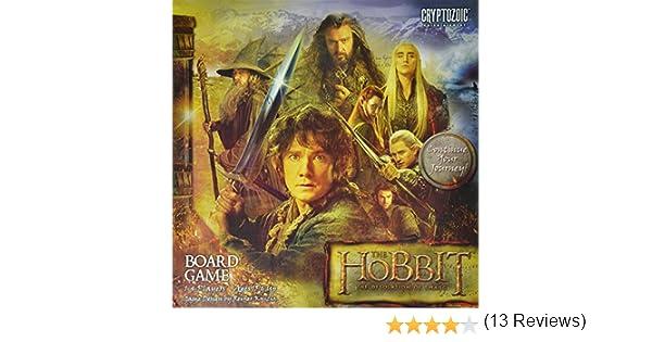 The Hobbit: The Desolation of Smaug Board Game: Cryptozoic Entertainment: Amazon.es: Juguetes y juegos