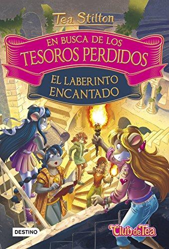 El laberinto encantado (Libros especiales de Tea Stilton