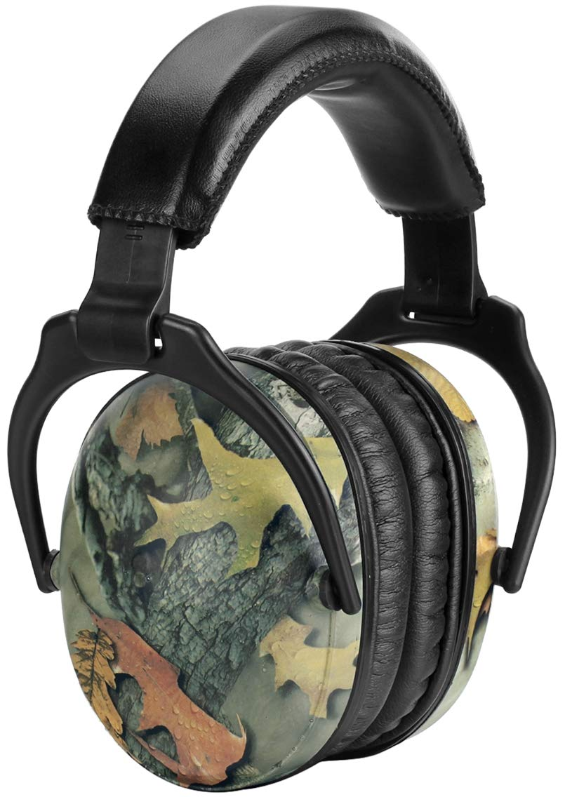 Kids Ear Defenders Camouflage ZOHAN Safety Earmuff for Children Autism Toddler Hearing Protection