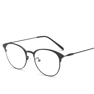 Amazon.com: Vintage eyewear Women Round Trend Optical Eyeglasses ...
