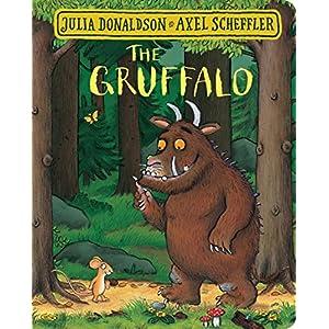 The GruffaloBoard book – 6 April 2017