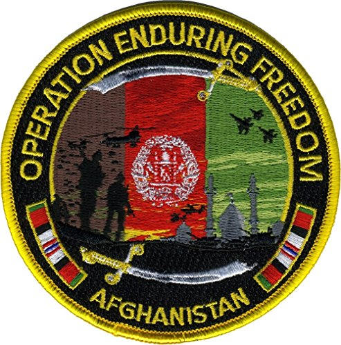 Operation Patches (Operation Enduring Freedom Afghanistan 4