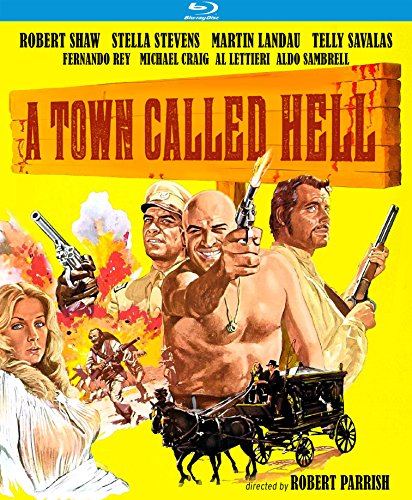 A Town Called Hell aka A Town Called Bastard [Blu-ray]
