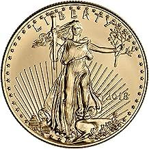 2018 American Gold Eagle (1 oz) $50 Brilliant Uncirculated US Mint