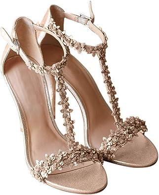 Women's High Heel Platform Sandals