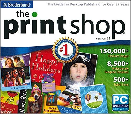 Broderbund PRINTSHOP 23 (THE)