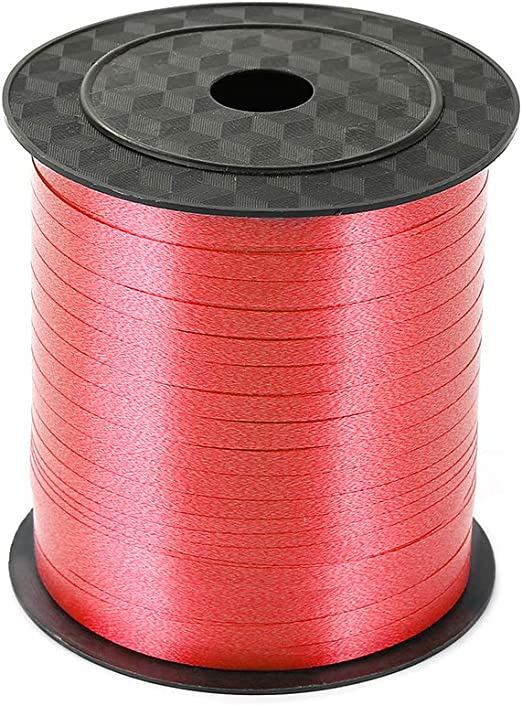 500 mètres 5mm Curling Ruban Rose Pink Ballon partie
