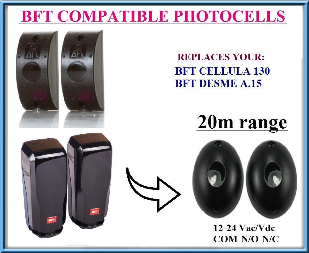 BFT CELLULA 130 / BFT DESME A 15 compatible universal