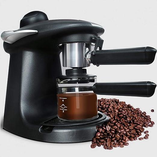 SYSWJ Cafetera Cafetera Espresso 250Ml Máquina De Café Eléctrica ...