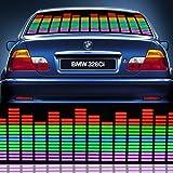 UGE 90x10cm Car Stickers Equalizer Auto Music