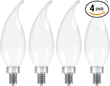 2 Separate Packs with 4 Bulbs /'GE/' 8 CLEAR NIGHT LIGHT BULBS in each Pack 4W
