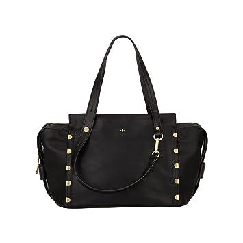 32833060fbc4 Nica NH6161-BLACK Ladies Kendall Black Bowler Bag  Amazon.co.uk  Sports    Outdoors