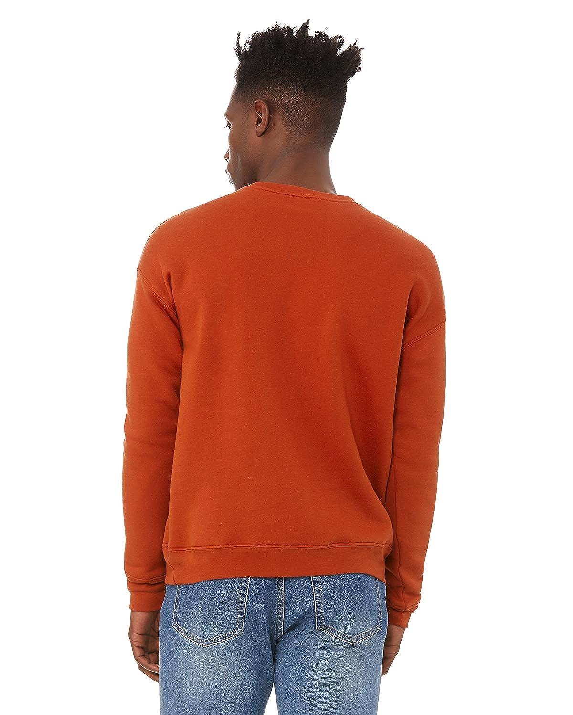 Bella Canvas 3945 Unisex Drop Shoulder Sweatshirt