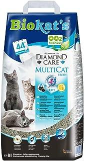 Biokats Diamond Care Classic, arena para gatos - La arena ...