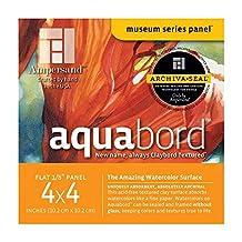 Aquabord 1/8 Inch 4X4 4/Pack