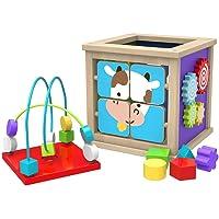 DIAKO Toy Cubo Didáctico