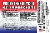 Propylene Glycol USP Kosher Certified 100% Pure