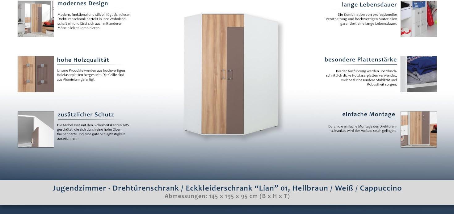 Eckschrank 11x11: Amazon.de: Baumarkt