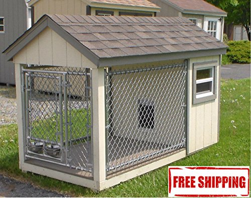 Custom Dog Houses: Amazon.com