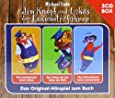 JIM KNOPF - 3-CD HÖRSPIELBOX
