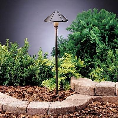 Kichler Lighting LED Center Mount Low Voltage Landscape Path and Spread Light