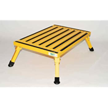 Amazon Com Portable Folding Step Stool By Jobar