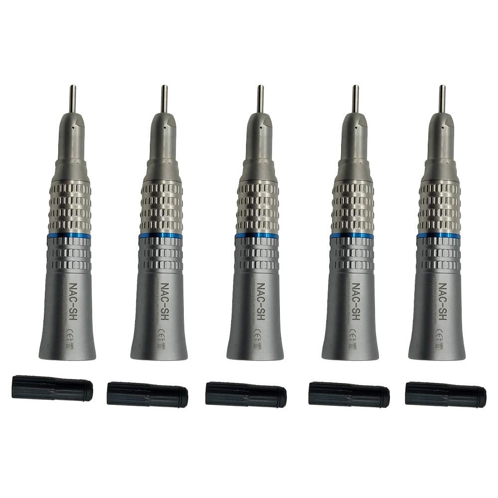 5pcs Bestlife Low Speed Straight Nosecone NAC-SH Dentist Hand Tool