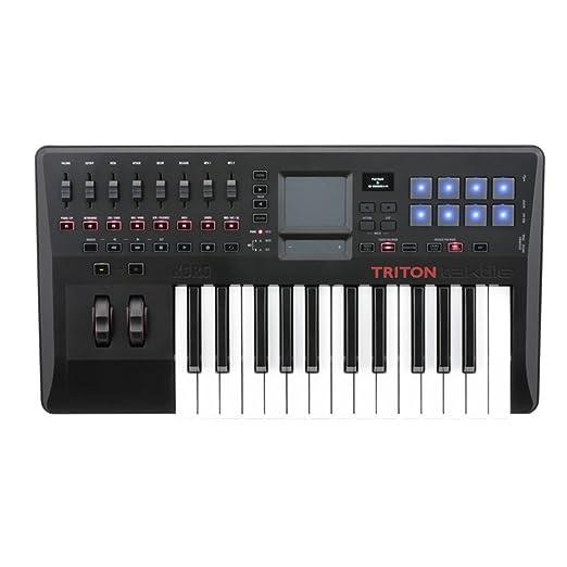3 opinioni per KORG- TRITON TAKTILE 25- CONTROLLER MIDI/USB