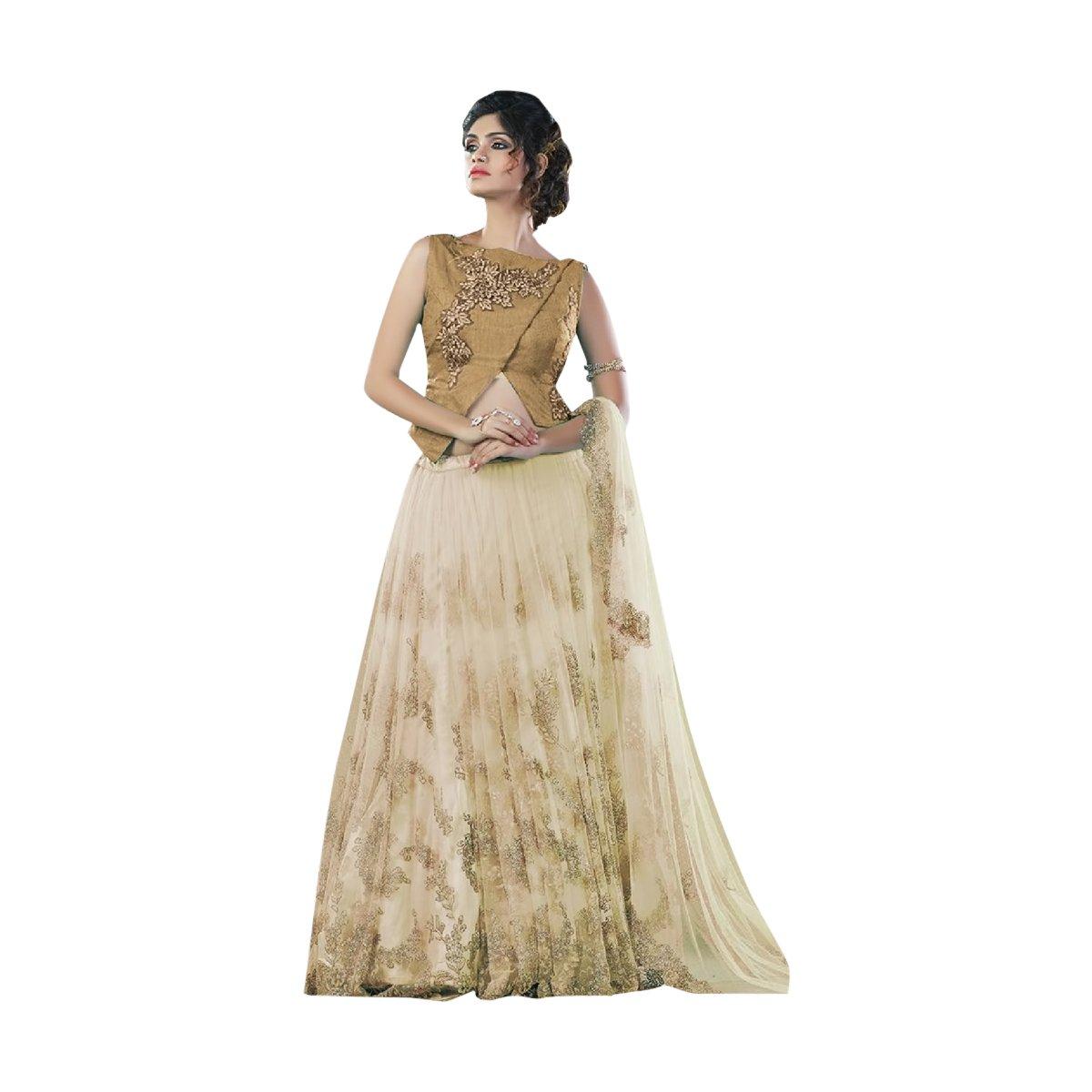Bollywood Bridal Women Collection Lehenga Choli Dupatta Ceremony Wedding 619