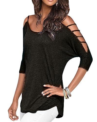 Mujer Blusa Camiseta Casual Tallas Grandes Manga Corta Oficina Casual Túnica Tops