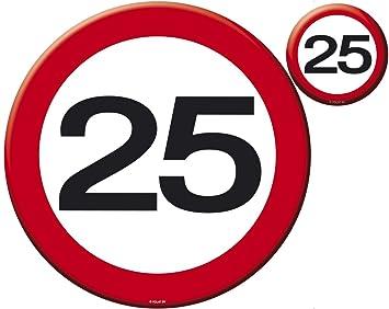 Artikel zum 25 geburtstag
