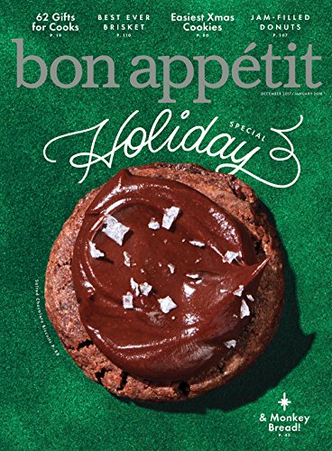 Bon Appetit Magazine - Bon Appetit December/January 2017 Issue