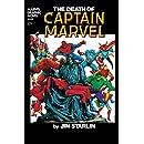 Marvel Graphic Novel #1: The Death of Captain Marvel