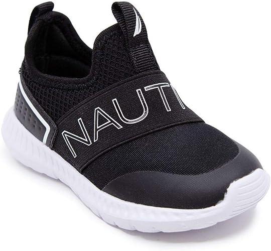 Nautica Kids Fashion Sneaker Slip-On