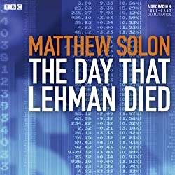 The Day that Lehman Died