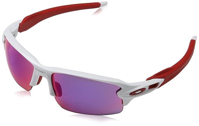 4ac36ffe2a Oakley Men s Flak 2.0 OO9295-05 Non-Polarized Iridium Rectangular Sunglasses