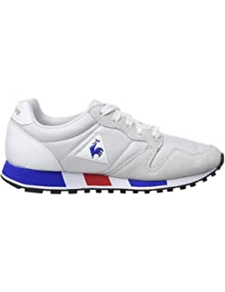 Le Coq Sportif Omega Optical Unisex Adults Low-Top Trainers, White (Optical White