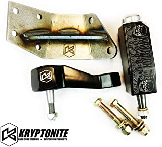 Kryptonite Death Grip Idler Side Package Compatible with 2001-2010 Chevy/GMC 2500HD 3500HD 110KRYPISP