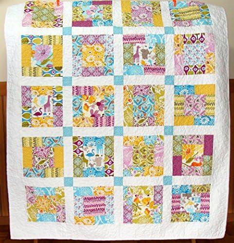 Quilt Pattern Elsie and Paige cjw-016 Carlene Westberg Designs