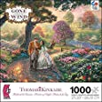 Thomas Kinkade Dorothy Discovers the Emerald City 1000 Piece Jigsaw Puzzle by Ceaco