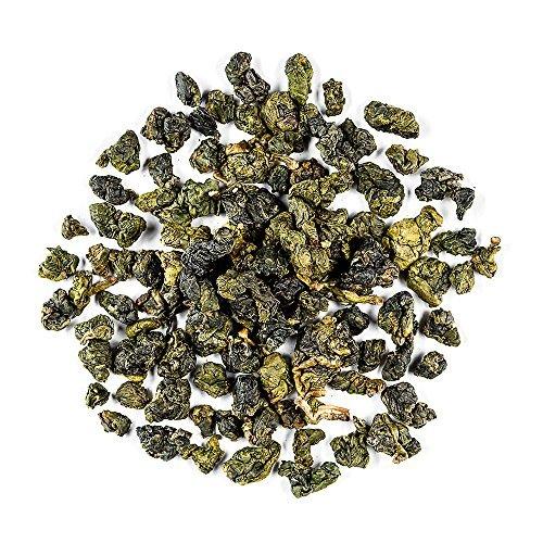 Red Jade Dragon (Alishan Taiwan Oolong Tea - Taiwanese Tie Guan Yin - Wu Long Loose Leaf Tea - Blue Tea - Formosa Teas Tieguanyin -)