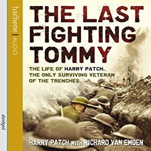 The Last Fighting Tommy Audiobook