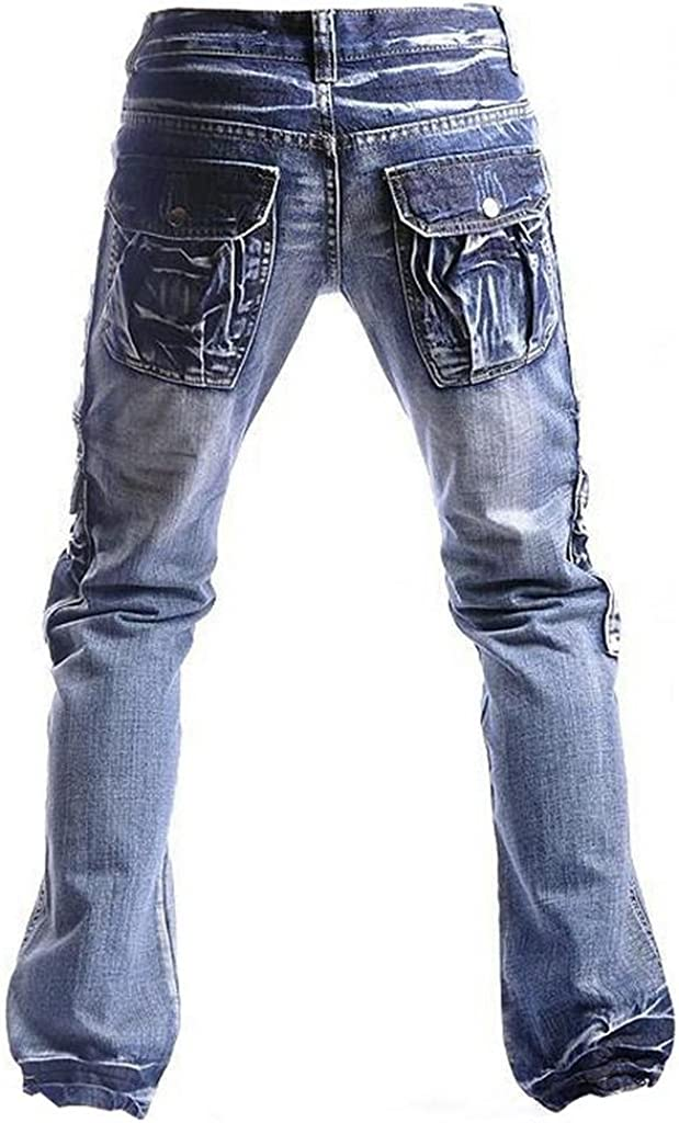 jeansian Pantalones para Hombre