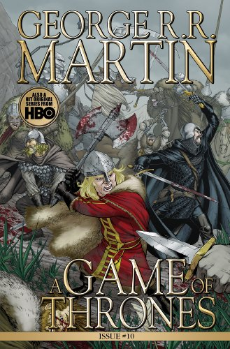 A game of thrones: comic book, issue 3 by george r. R. Martin pdf.