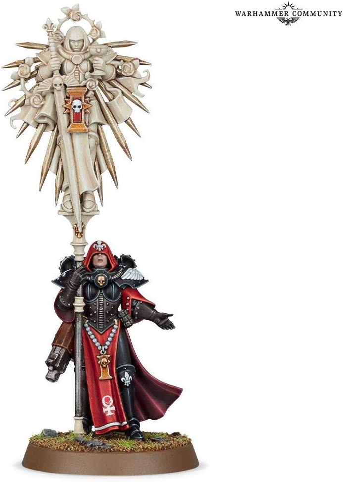 Games Workshop Warhammer 40,000: Adepta Sororitas Imagifier